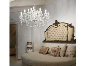 Lampada a sospensione Napoleon 16 luci Ideal lux con un ribasso esclusivo