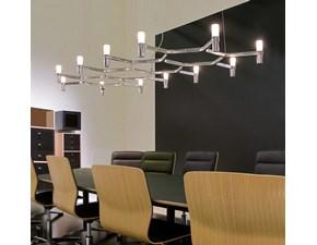 Lampada a sospensione Nemo Crown plana major stile Design a prezzi outlet