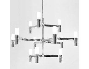 Lampada a sospensione Nemo lighting crown minor Artigianale in Offerta Outlet