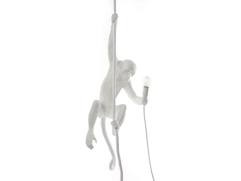 Seletti Mobili Prezzi.Lampada A Sospensione Seletti Monkey Lamp Ceiling Stile Design A Prezzi Outlet