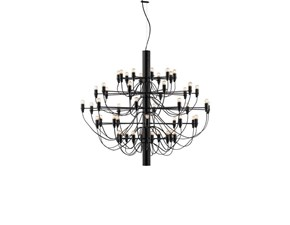 Lampada a sospensione stile Design 2097/50 clear bulbs Flos in saldo