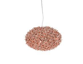 Lampada a sospensione stile Design Bloom s2 rame Kartell scontato