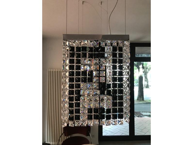 Lampada a sospensione stile design crystal di fendi casa a for Lampade arredo casa