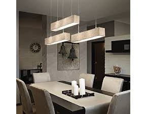 Lampada a sospensione stile Design Ekos sp6 square Ideal lux in offerta