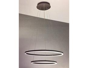 Lampada a sospensione stile Design Giotto - sospensione Fabas luce scontato