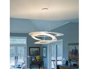 Lampada a sospensione stile Design Pirce s sospensione d. 94  Artemide in offerta outlet