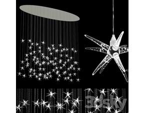 Lampada a sospensione stile Design Stella lampadario Reflex angelo scontato
