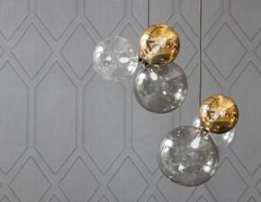 Lampada a sospensione stile Design Tonin casa atomo Tonin casa in offerta outlet