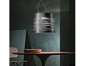 Lampada a sospensione stile Design Tress grande led Foscarini in offerta outlet