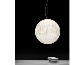 Lampada a sospensione stile Moderno Moon 60 Davide groppi scontato
