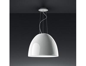 Lampada a sospensione stile Moderno Nur gloss Artemide a prezzi convenienti