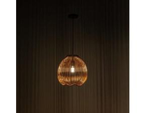 Lampada a sospensione Stones Jaula stile Design con forte sconto