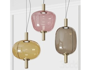 Lampada a sospensione Vistosi Riflesso sp 1 stile Design a prezzi outlet