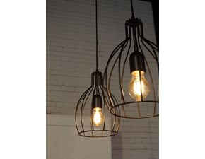 Lampada Ampolla-2 Ideal lux in OFFERTA OUTLET