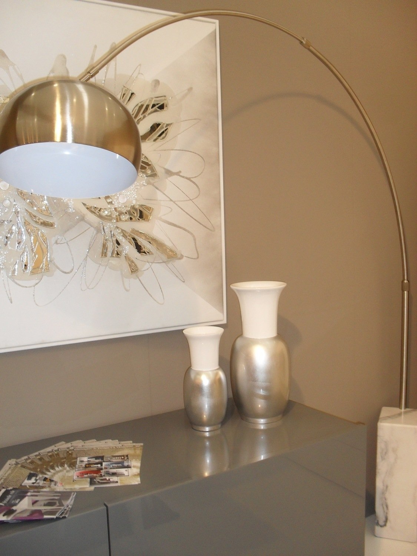 Lampada arco stones illuminazione a prezzi scontati for Lampada arco