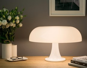 Lampada Artemide Nesso  lampada da tavolo  a PREZZI OUTLET