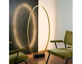 Lampada Artigianale Elisse con base in marmo gold  nemo  a PREZZI OUTLET