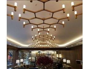 Lampada Cassina Crown plana mega nemo cassina  a PREZZI OUTLET