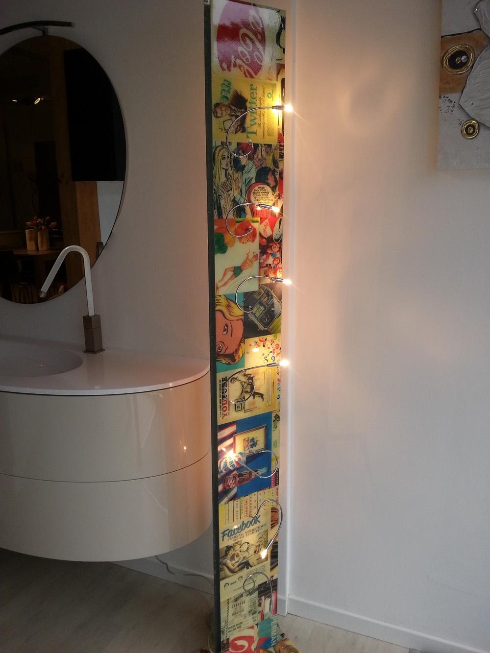 Lampada da appoggio outlet illuminazione a prezzi scontati for Lampade da appoggio