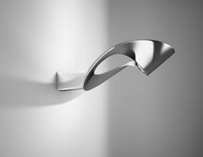 Lampada da parete Artemide Mesmeri cromo stile Moderno a prezzi convenienti