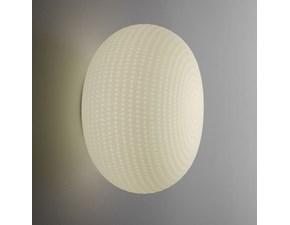 Lampada da parete Fontana arte Bianca stile Design in offerta