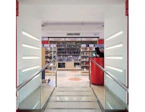 Lampada da parete Fontana arte Slot stile Design a prezzi outlet