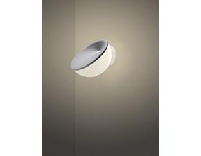 Lampada da parete Foscarini Beep  Bianco a prezzi convenienti
