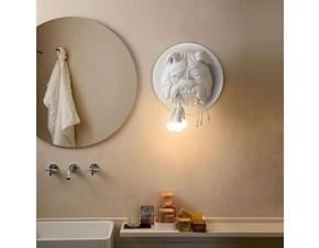 Lampada da parete in altro Amsterdam wall lamp  Karman a prezzo Outlet