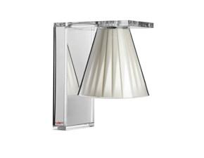 Lampada da parete Kartell Light air stile Moderno a prezzi convenienti