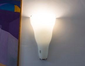 Lampada da parete Leucos Vivia stile Design in offerta