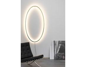 Lampada da parete Nemo Ellisse floor/wall Altri colori a prezzi outlet