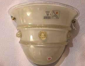 Lampada da parete stile Classica Applique murano impero Artigianale in offerta