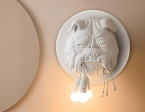 Lampada da parete stile Design Amsterdam applique indoor  Karman scontato