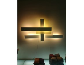 Lampada da parete stile Design Fields  Foscarini in offerta outlet