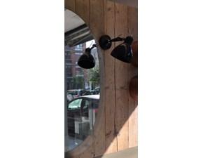 Lampada da parete stile Design Lampada arm.2 mini Rexa a prezzi outlet