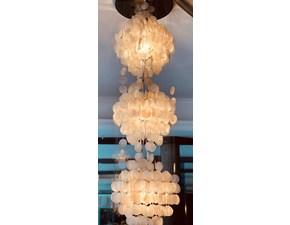 Lampada da soffitto Adriani e rossi Biancaneve sp3 stile Design a prezzi outlet