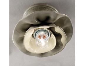 Lampada da soffitto Artigianale Lecco grigio Altri colori a prezzi convenienti
