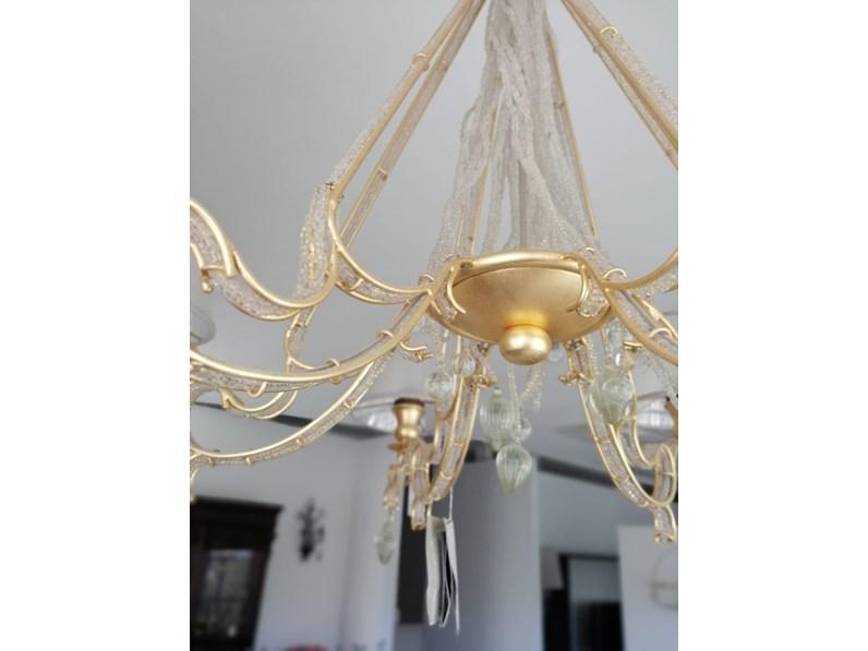 Lampada da soffitto baga illuminazione l satinato in offerta