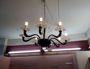 Lampada da soffitto Black A.b.c a prezzo Outlet