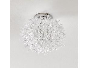 Lampada da soffitto Bloom Kartell in Offerta Outlet