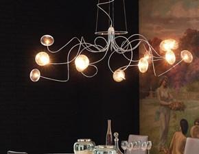 Lampada da soffitto Cattelan italia Oktopus Trasparente in offerta