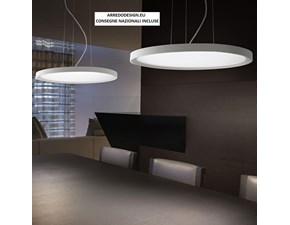 Lampada da soffitto in metallo Halo * Ideal lux a prezzo Outlet