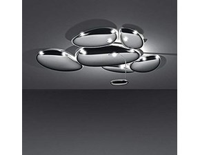 Lampada da soffitto in metallo Lampada skydro Artemide a prezzo scontato