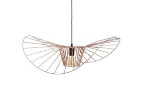 Lampada da soffitto in metallo Oro Ixia in Offerta Outlet