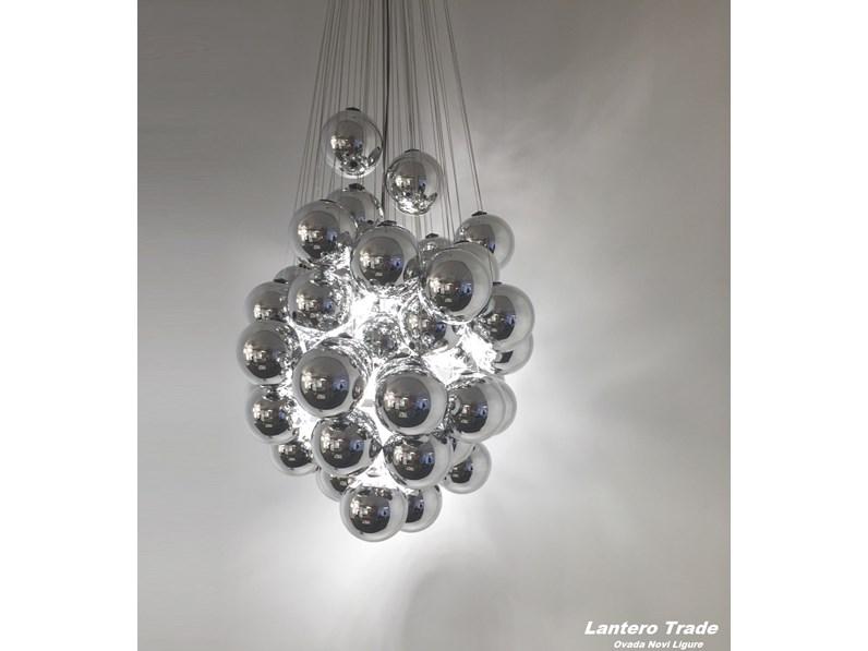 Lampade Da Soffitto Design : Lampada da soffitto sospesa stochastic design daniel rybakken di