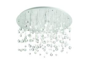 Lampada da soffitto Moonlight pl12 bianco Ideal lux con uno sconto del 58%