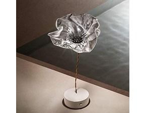 Lampada da soffitto Slamp La fleur stile Design in offerta