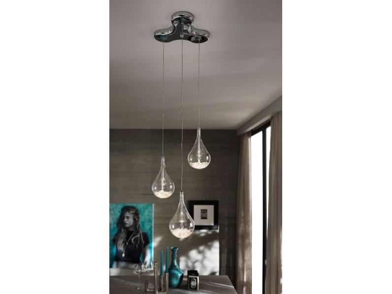 Lampada da soffitto wero design barsa a lampada a soffitto