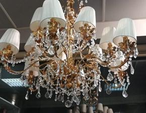 Lampada da soffitto stile Classica Lampadario in cristallo Arcom scontato