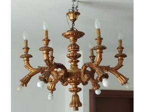 Lampada da soffitto stile Classica Luigi xvi Artigianale in saldo
